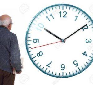 reloj de pared tercera edad, relojes de pared personas mayores