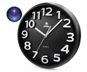 comprar reloj de pared con camara espia, relojes de pared con camara, tienda de relojes de pared