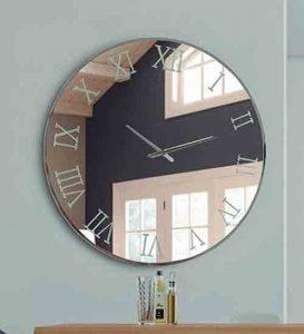 Relojes de Pared con Espejo