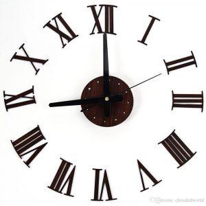 Relojes de Pared con Numeros Romanos