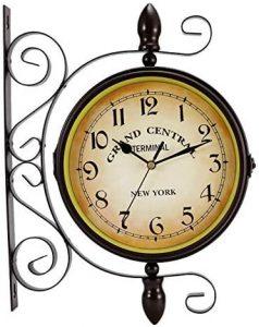 Relojes de Pared de Estación de Tren