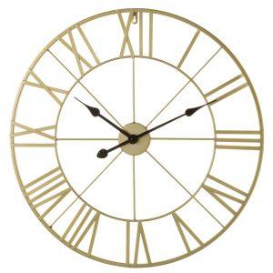 Relojes de Pared Dorados