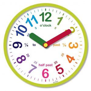 Relojes de Pared Infantiles