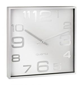 Alco Reloj de Pared Modelo 187-10, Dimensiones: aproximadamente28,3x