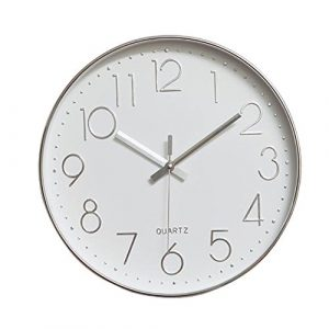 Reloj de pared moderno,grandes decorativos Silencioso interior reloj d