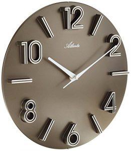 Atlanta Relojes de Pared Analog 4397–3