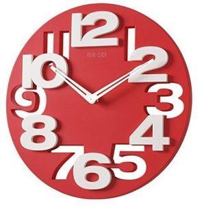 GMMH 3 D con diseño Moderno Reloj de Pared de Cocina baduhr Oficina R