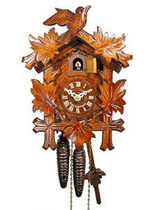 Original Negro bosques Cuco Reloj/negro bosque de reloj (Certificado),