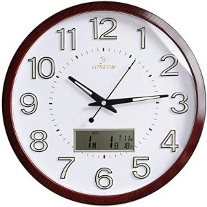 reloj de pared con calendario, reloj de pared analógico con calendario, comprar relojes calendario de pared, reloj analogico de pared con calendario