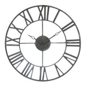 reloj de pared industrial, relojes de pared industriales, reloj de pared con engranajes a la vista, reloj de pared estilo industrial