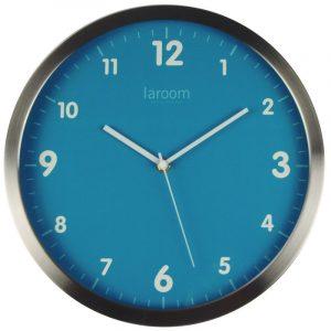 reloj de pared azul comprar relojes de pared azules