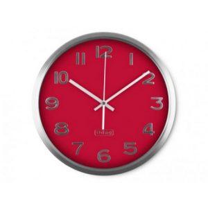 relojes de pared rojos comprar reloj de pared rojo