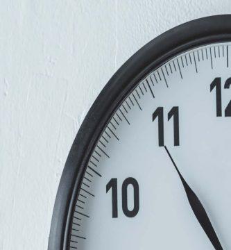 Como silenciar un reloj de pared