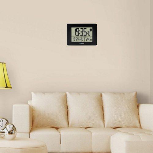 Relojes de pared digitales grandes
