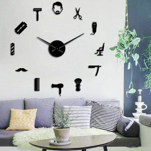 Relojes de pared sin marco